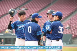 PRIDE JAPAN杯@MAZDA Zoom-Zoom スタジアム広島