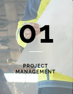 Project Management Services Offshore Onshore