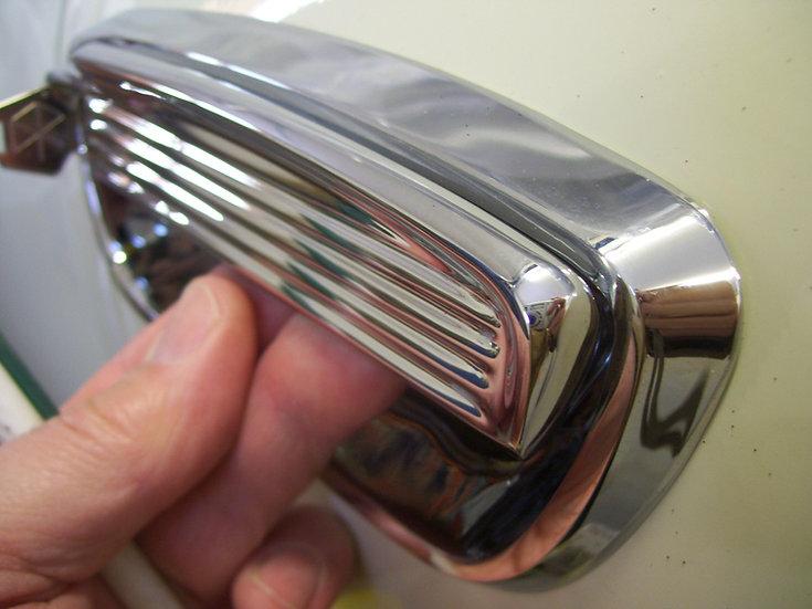 1957-1959 Door Handle Repair - Parts & Labor