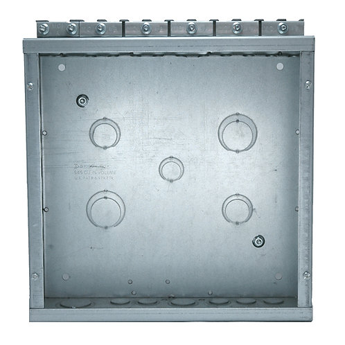GRADY BOX HomeRunner 12x12 Screw Cover Junction/Pull Box (incl. cover)