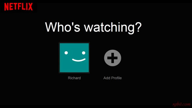 Netflix accounts