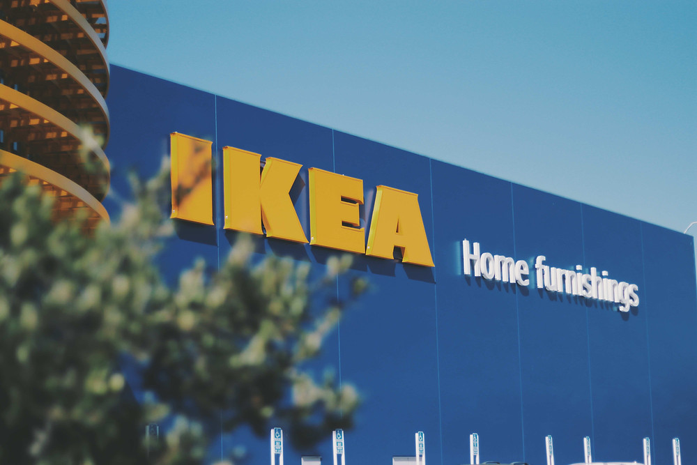 Ikea doesn't tell you how your home will look with their products, instead, they show you, how their products will look in your home or how you can create your home with the Ikea products.