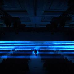 CYGNUS Immersive Light Installation Performance/MARKA International Brand Conference