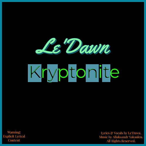 Kryptonite (Single) (Explicit)