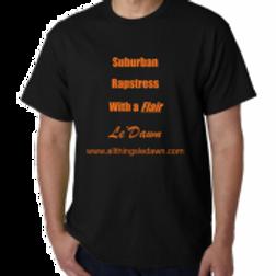 Le'Dawn Fan Shirt (Black)