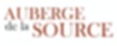 Logo auberge de la source valbonne