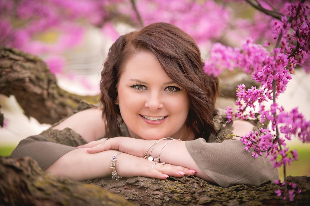 Senior Photos in the Spring