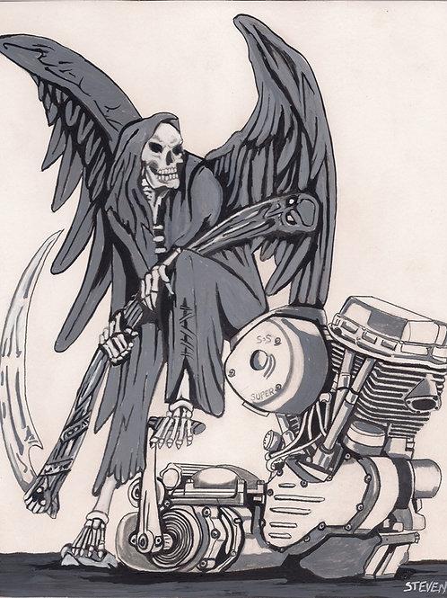 Reaper Motor