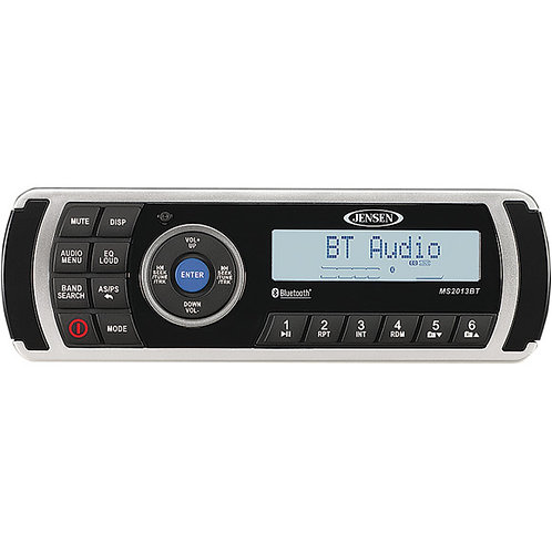 Jensen AM/FM/USB Waterproof Stereo With Bluetooth®