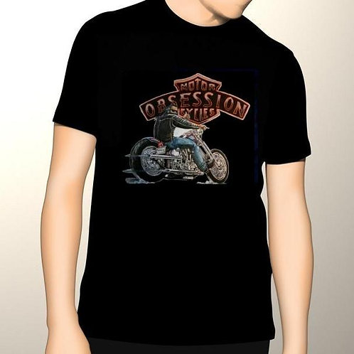 Men's Graphic T-Shirt w/ Obsession Rider