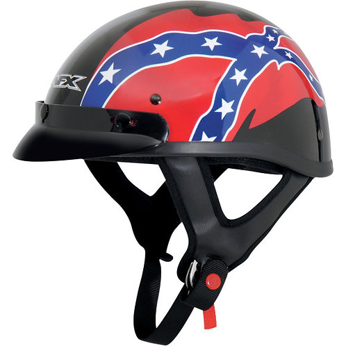 AFX FX70 REBEL FLAG BLACK