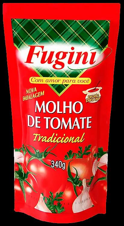 Molho de Tomate Fugini 340g