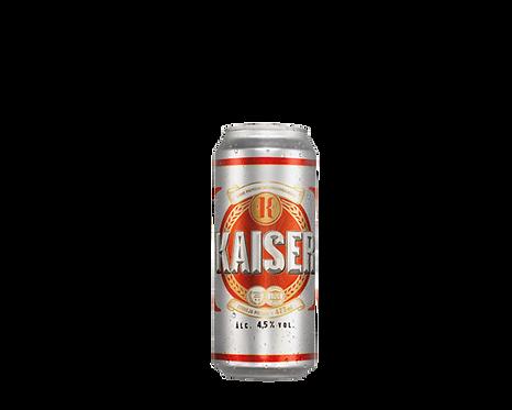 Cerveja Kaiser 473 mL