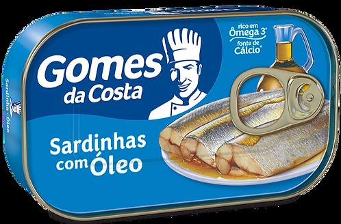 Sardinha Gomes da Costa 125g