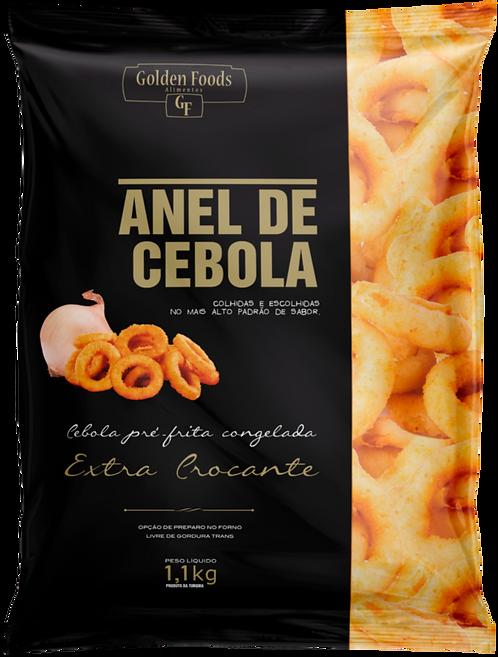 Anel de Cebola extra crocante Quality Fries 1kg
