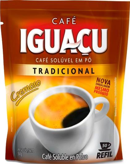 Café solúvel 50g Iguaçu