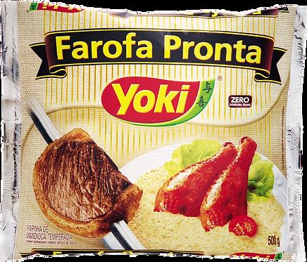 Farofa Pronta 250G