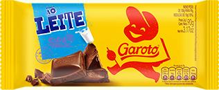Chocolate em Barra Garoto 90g