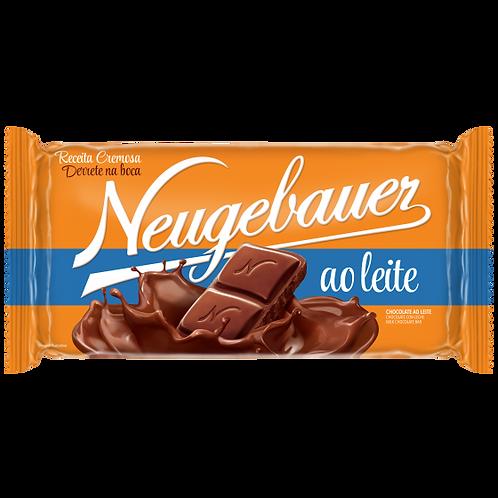 Barra de chocolate 90g Neugebauer