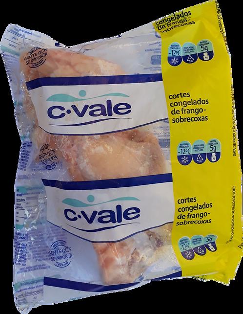 Sobrecoxa de Frango congelada C-Vale