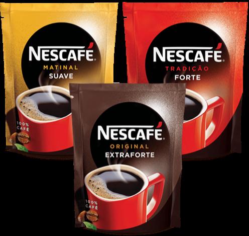 Cafés Nescafé 50g Sachet