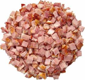 Bacon em Cubos Recofran 100g