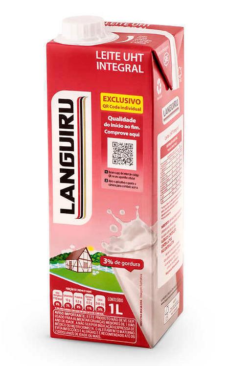 Leite Integral Languiru 1L