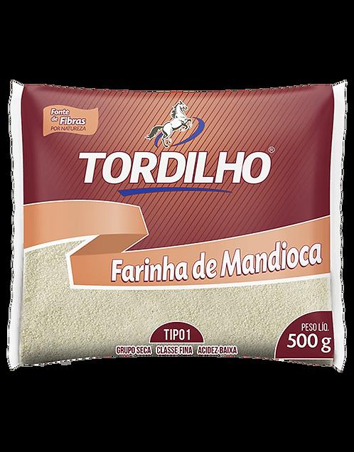 Farinha de Mandioca 500g Tordilho