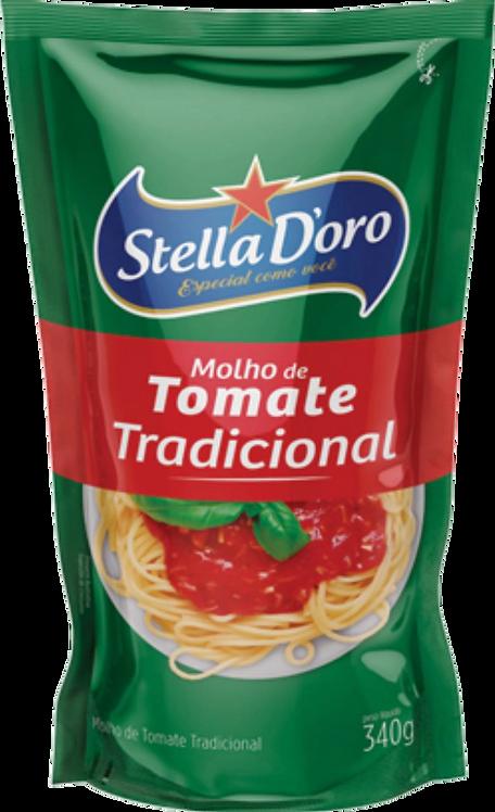 Molho de Tomate Stella D'Oro Tradicional 340g