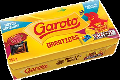 Caixa de Bombom Garoto 250g