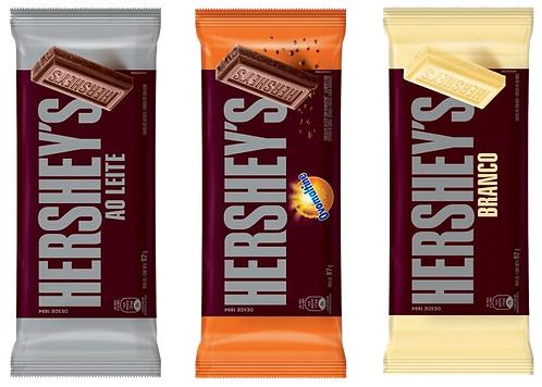 Barras de Chocolate Hershey's