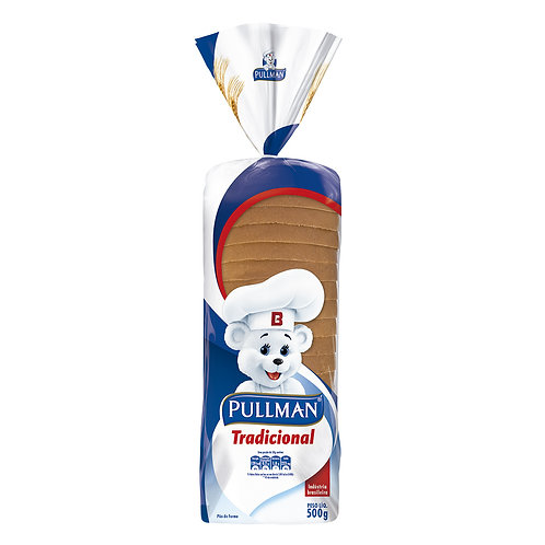 Pão de Forma 500g Pullman/Nutrella