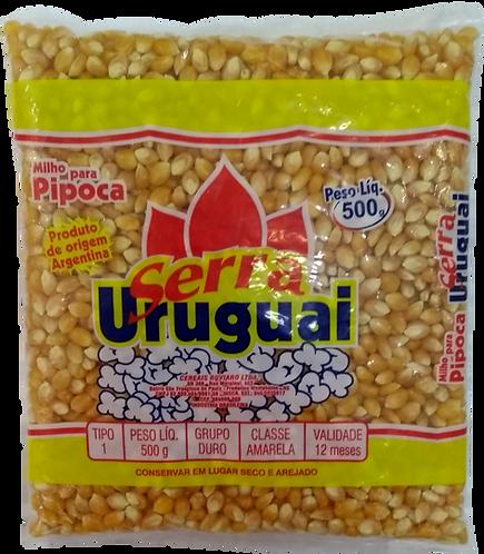 Milho para Pipoca Serra Uruguai 500g