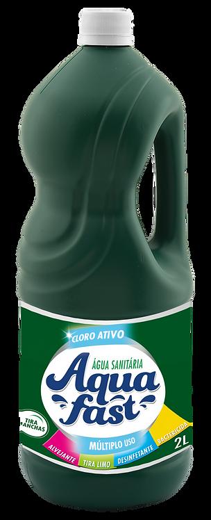 Água Sanitária 2L Aqua Fast