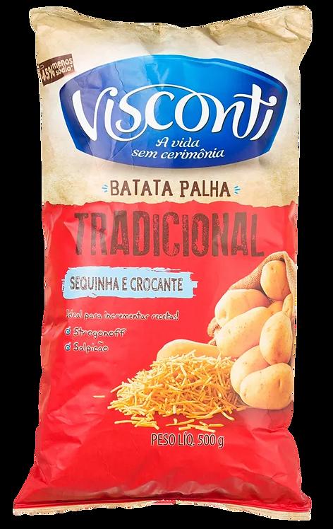 Batata Palha 500g Visconti