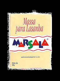 Massa para Lasanha Marsala 500g