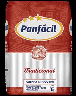 Farinha de Trigo Panfácil 1Kg