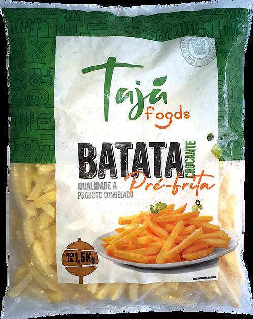 Batata Frita congelada Tajá 1,5 Kg