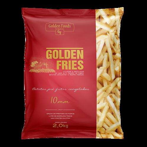 Batata Frita Congelada 2Kg Golden Fries Red