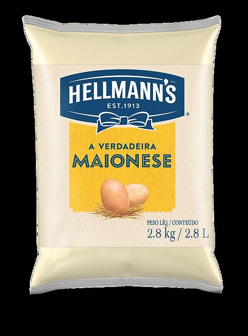 Maionese Hellmann's 2,8 Kg
