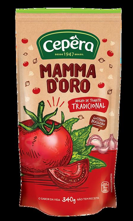 Molho de tomate Mamma D'Oro 340g