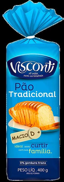 Pão de Forma 400g Visconti