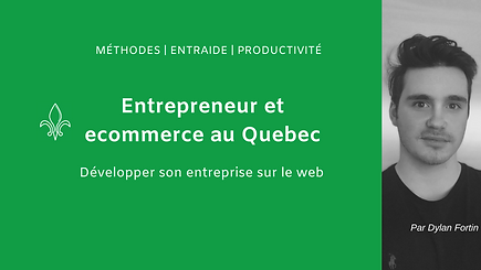 Copie de Copie de Entrepreneurecommerce