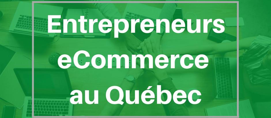 """Bienvenue chez """"Entrepreneurs eCommerce au Québec """""""