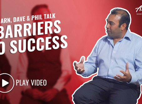 FREE VIDEO: Barriers to Success with Property Investment