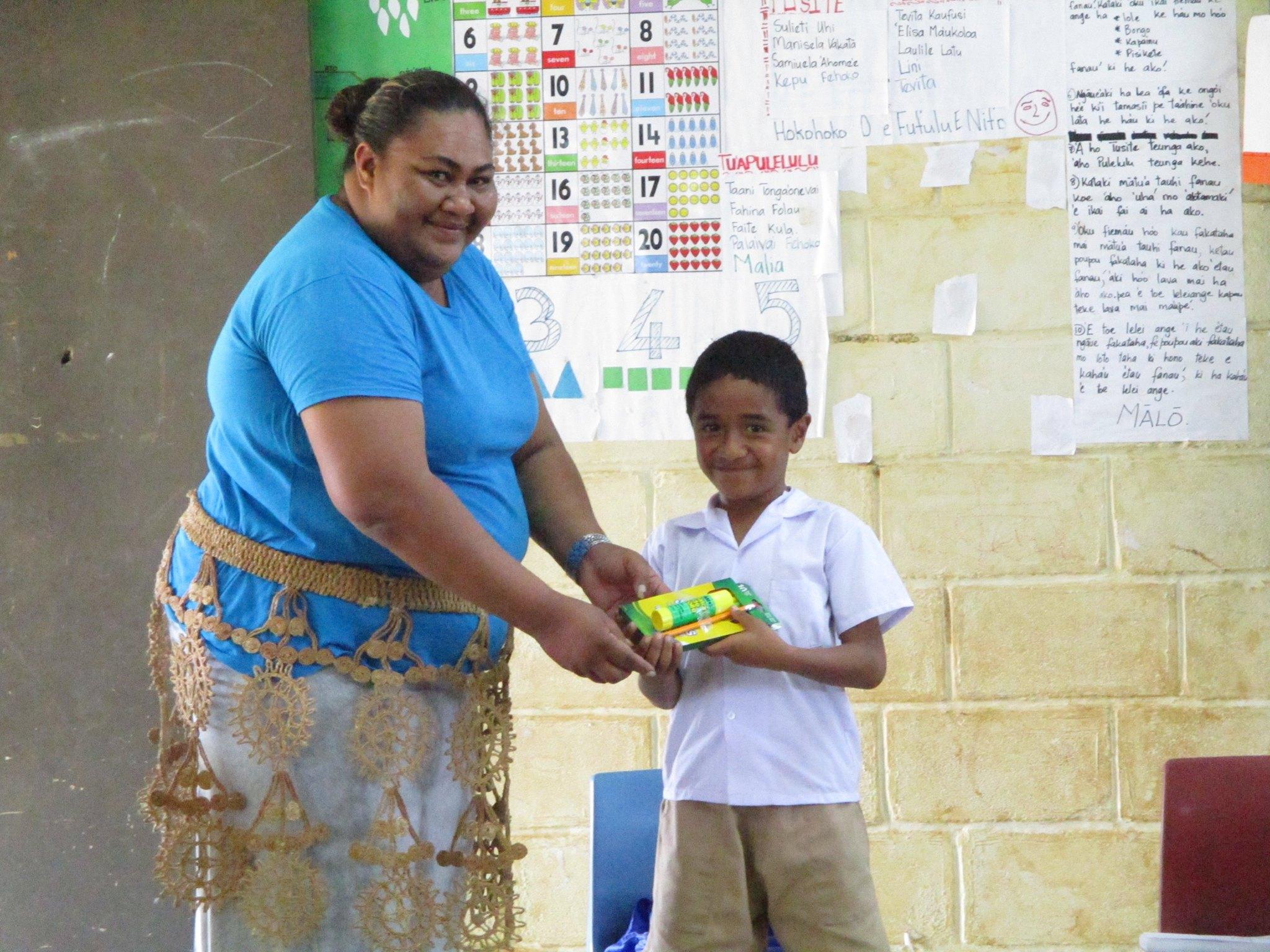 Tongan Kid