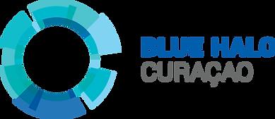 Blue Halo Curacao Logo