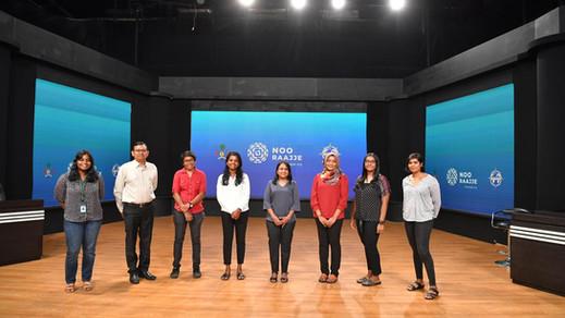 Noo Raajje Debuts in the Maldives with Virtual Public Launch