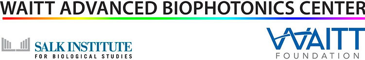 Waitt Advanced Biophotonics Center Logo