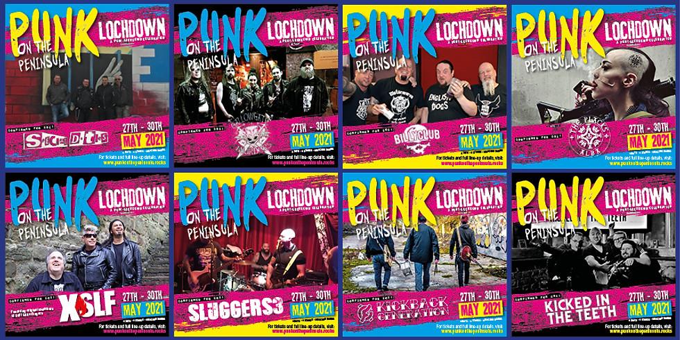 Punk in the Peninsula - Lochdown 2022